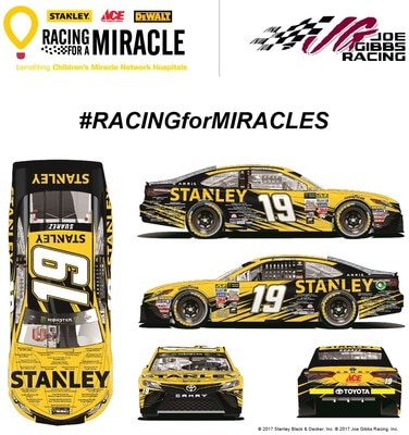 STANLEY Races for a Miracle