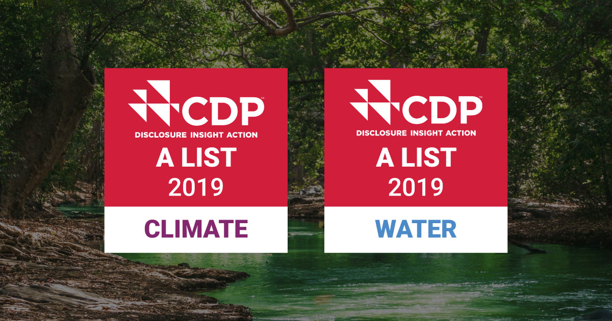 "Stanley Black & Decker Recognized On CDP ""A List"" For Climate Action and Water Security Leadership"