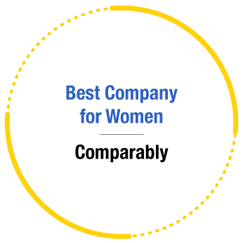 ERG Recognition - Comparably's Best Company for Women