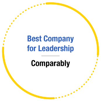 ERG Recognition - Comparably's Best Company for Leadership