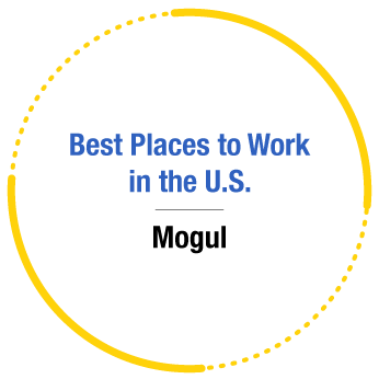 ERG Recognition - Mogul's Best Places to Work in the U.S.