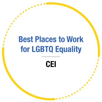ERG Recognition - CEI's Best Places to Work for LGBTQ Equality