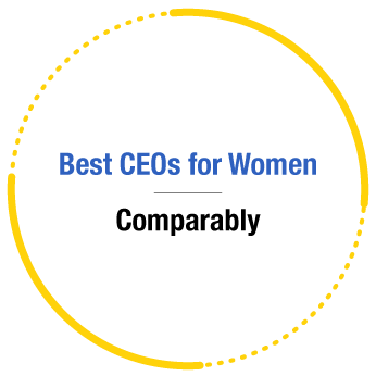ERG Recognition - Comparably's Best CEOs for Women