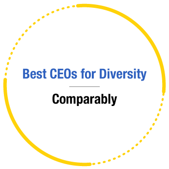 ERG Recognition - Comparably's Best CEOs for Diversity