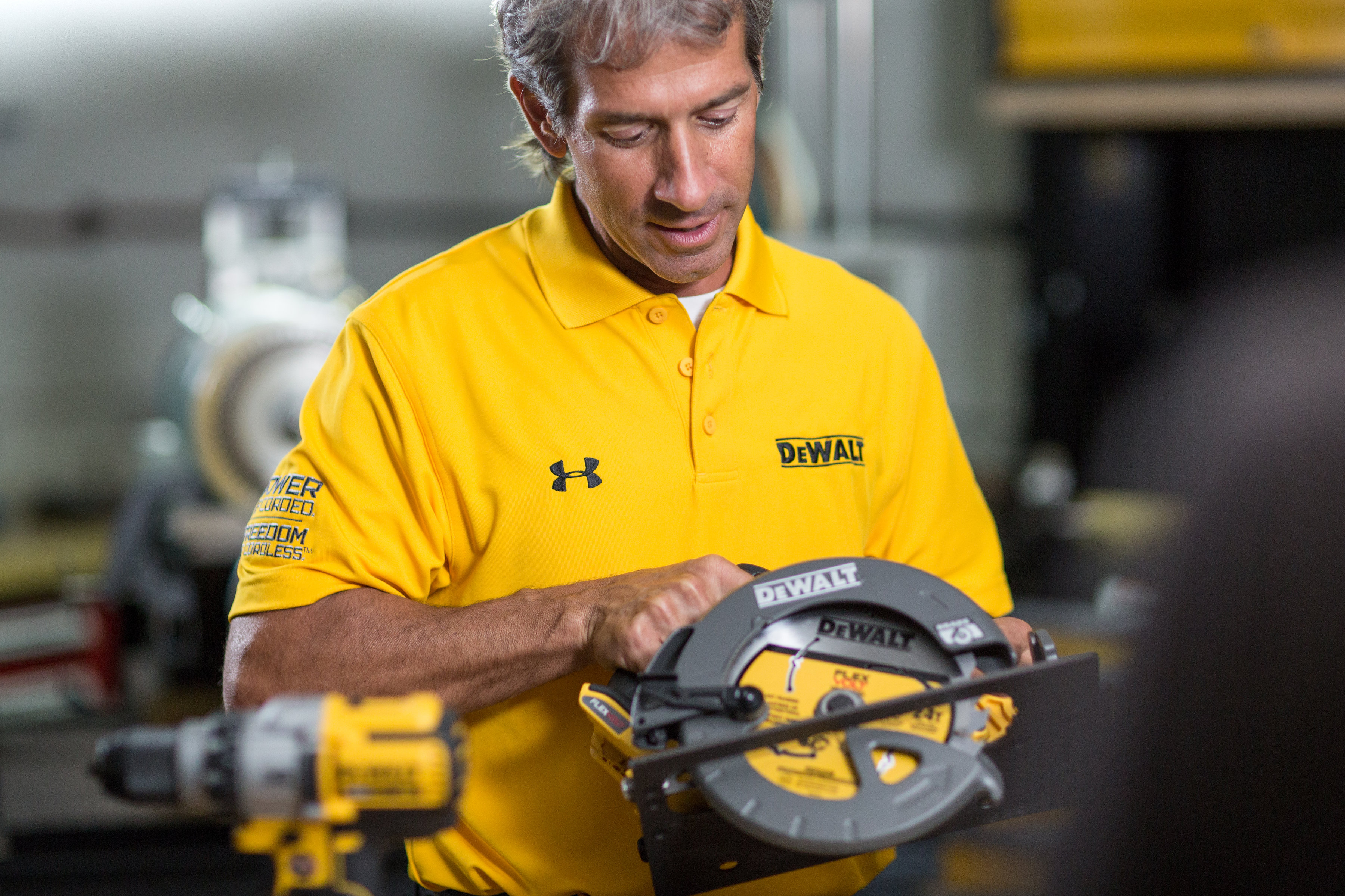 DEWALT FLEXVOLT® Innovation
