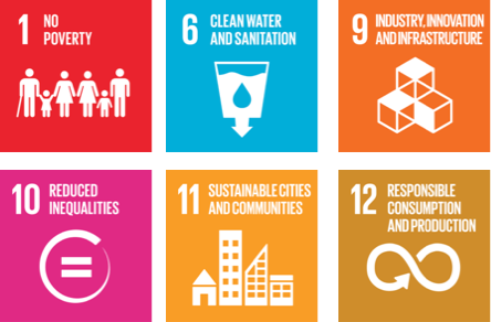Sustainable Development Goals - Innovate with Purpose