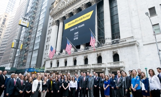 NYSE Kicksoff of Our Strategy