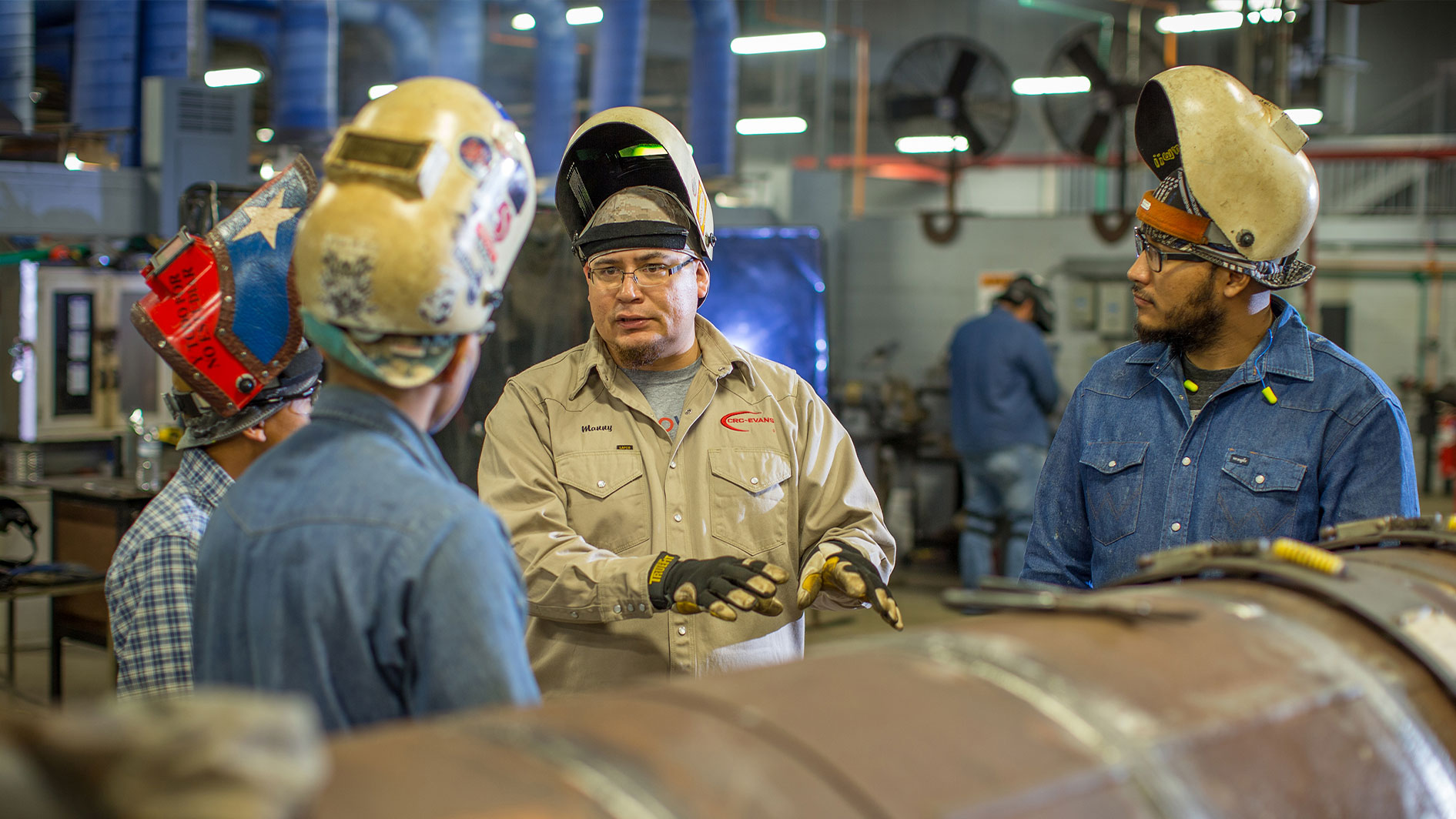 Welding Training Provides A World Full of Opportunities
