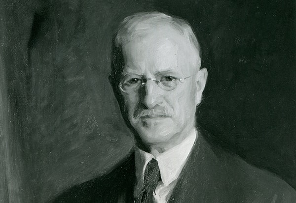 George Hart became president of The Stanley Works in 1915