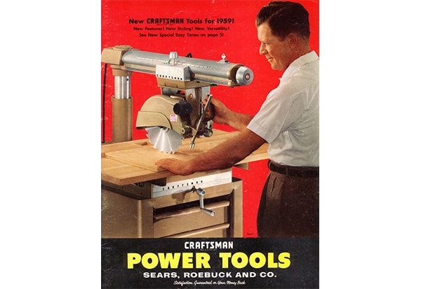 Craftsman Power Workshop—a five-in-one tool