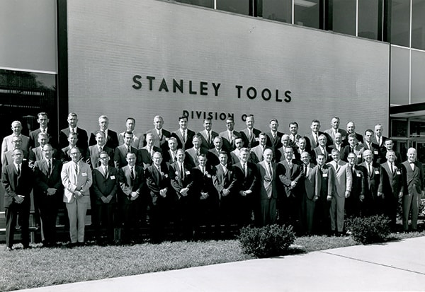 The first sales meeting in 1964