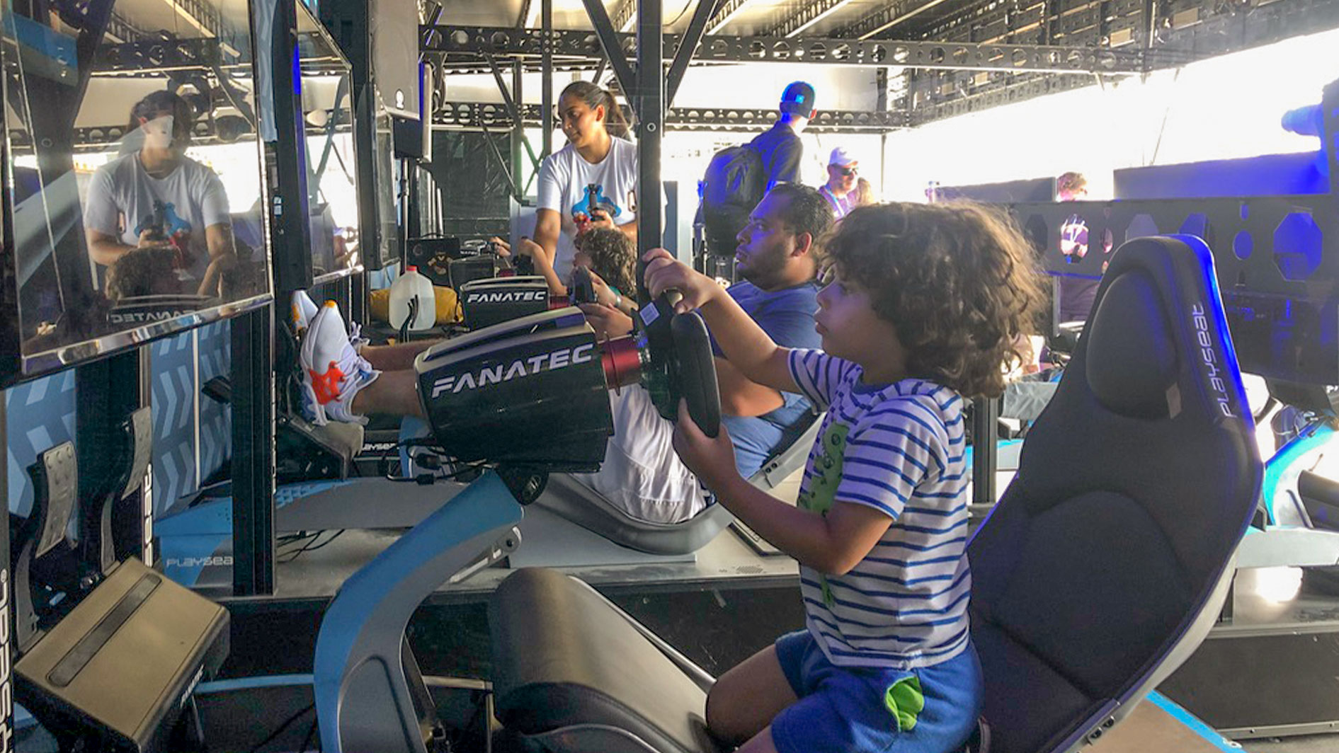 Quiet Race: Celebrating Neurodiversity in Collaboration with Formula E & Autism Speaks