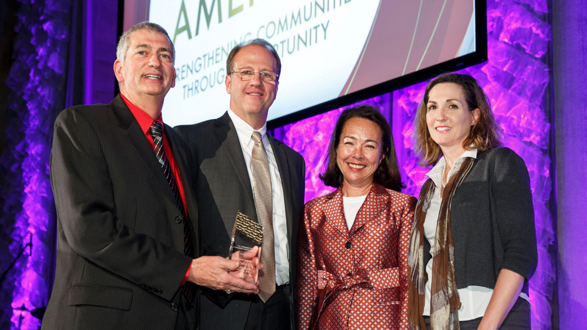 U.S. Chamber Honors Jackson Plant for Community Revitalization