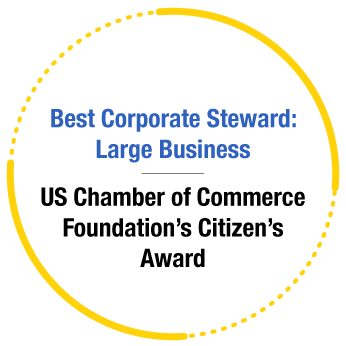 Recognition - Best Corporate Steward: Large Business