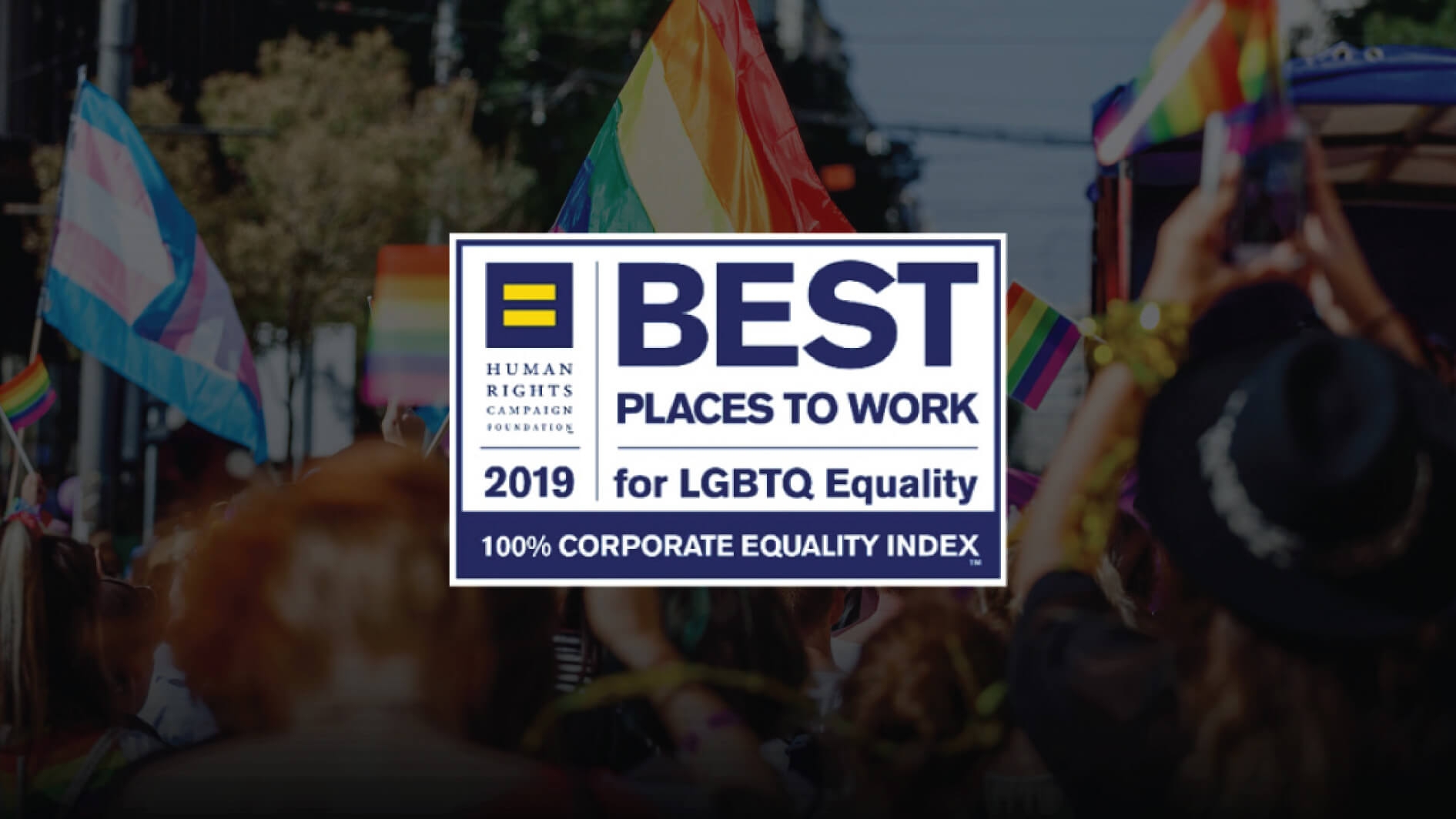 Stanley Black & Decker Earns Top Marks in 2019 Corporate Equality Index