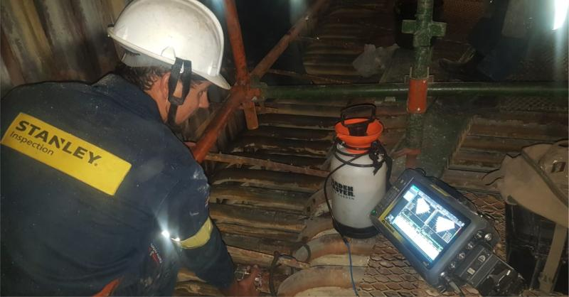 Spotlight on STANLEY Inspection: South African Team Helps Power the Nation