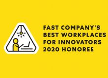 Stanley Black & Decker Named to Fast Company's List of The 100 Best Workplaces for Innovators