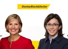 Jane Palmieri of Dow and Mojdeh Poul of 3M Elected to Stanley Black & Decker Board of Directors