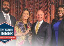Stanley Black & Decker Receives Prestigious Citizens Award from US Chamber of Commerce Foundation