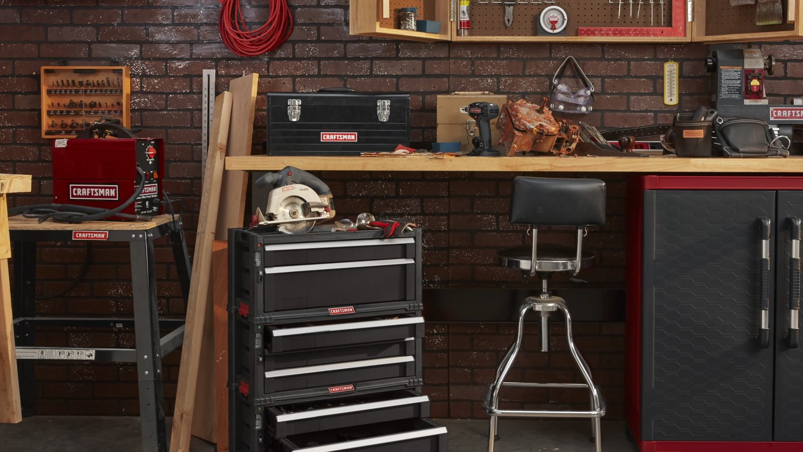Stanley Black & Decker - Tools & Storage