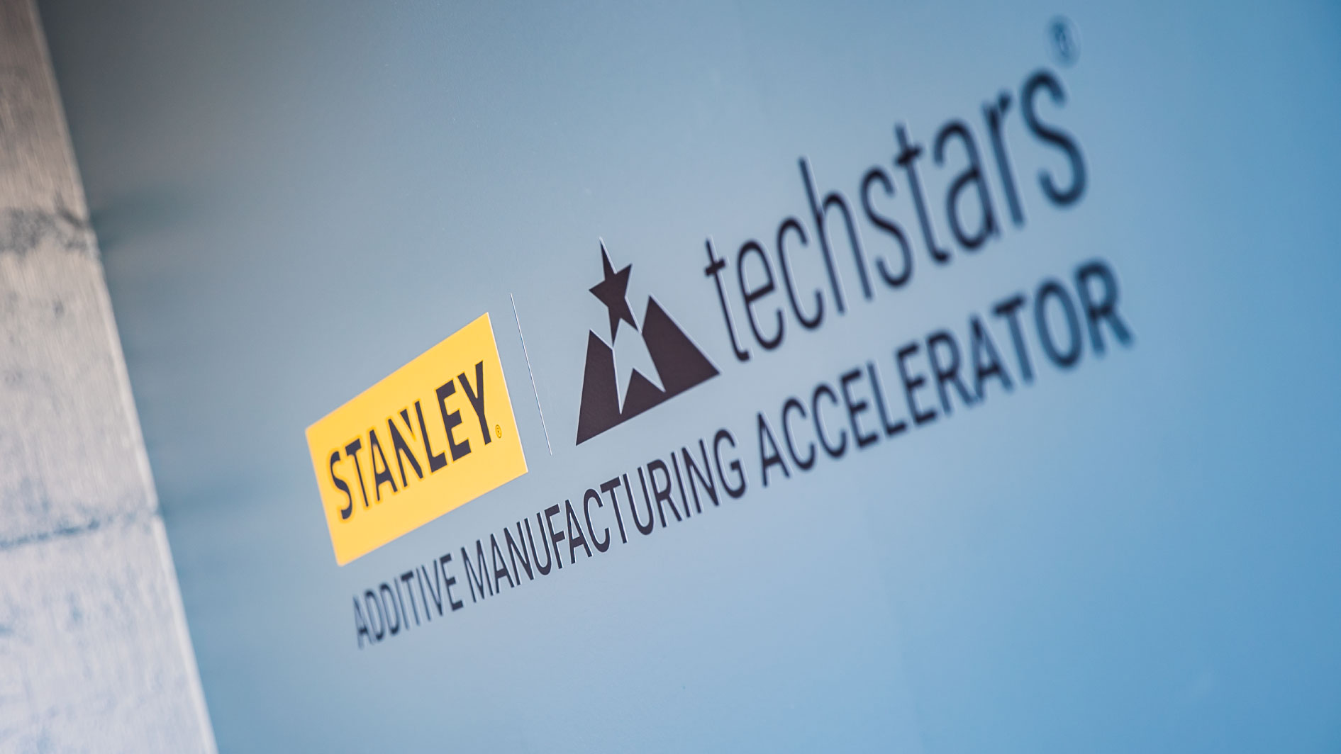 STANLEY and Techstars Additive Manufacturing Accelerator
