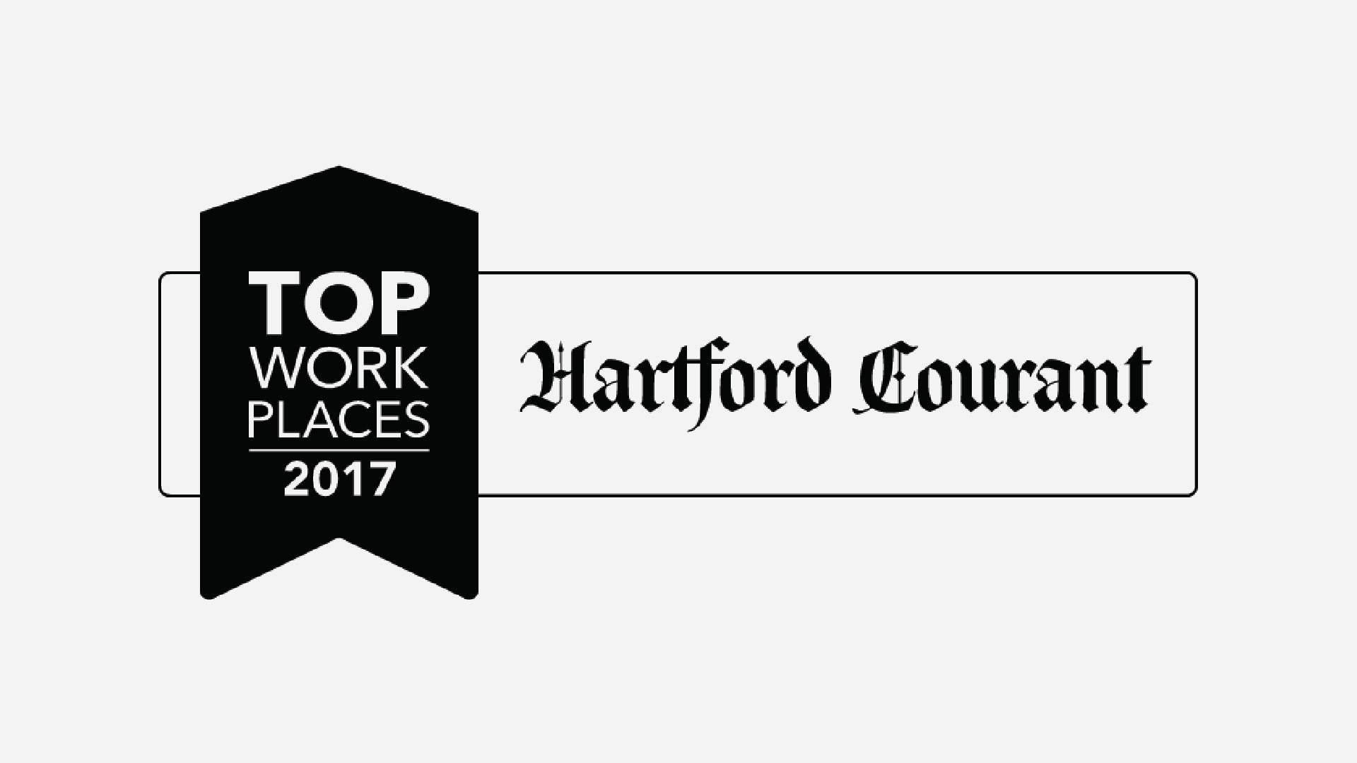 2017 Top Workplaces Honor