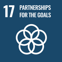 sustainable development goals (sdgs) number 17 for partnerships for the goals
